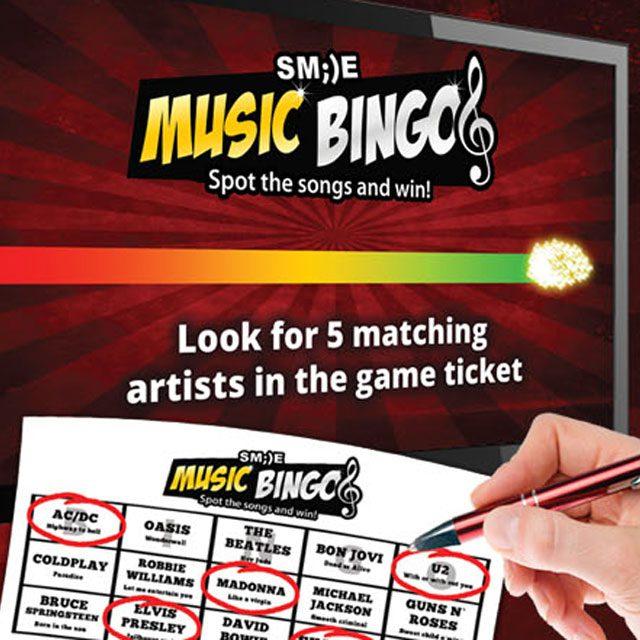 Music Bingo StarDjs